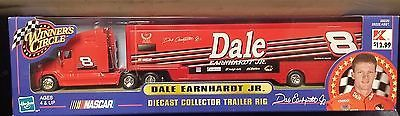 Dale Earnhardt Jr #8 Diecast Trailer Rig Winners Circle Monte Carlo Nascar Toys & Hobbies:Diecast & Toy Vehicles:Cars: Racing, NASCAR:Other Diecast Racing Cars www.internetauctionservicesllc.com $15.99