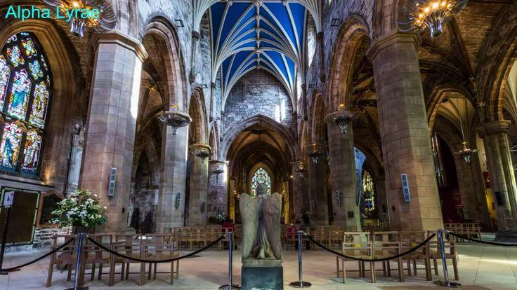 Vamos a dar un pequeño paseo virtual por la preciosa Edimburgo
