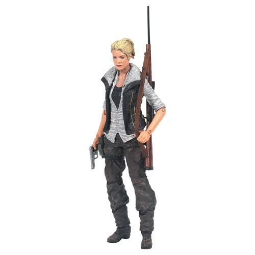 Lindsey's Toy Room - Walking Dead TV Series 4 Andrea Action Figure, $14.99 (http://www.lindseystoyroom.com/walking-dead-tv-series-4-andrea-action-figure/)