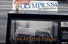 1984 Summer Olympics - Wikipedia, the free encyclopedia