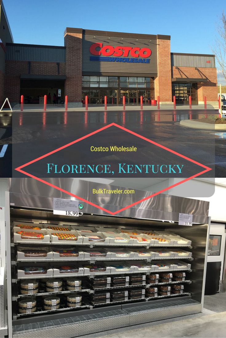 Costco Florence Kentucky opened it's doors on On November 11, 2015 to become the third Costco location in the state of Kentucky. It's two other locations are located...
