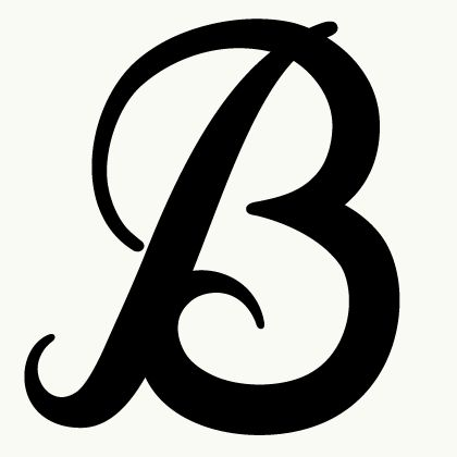 10 images about letter quot b quot on pinterest typography jessica hische and drop cap
