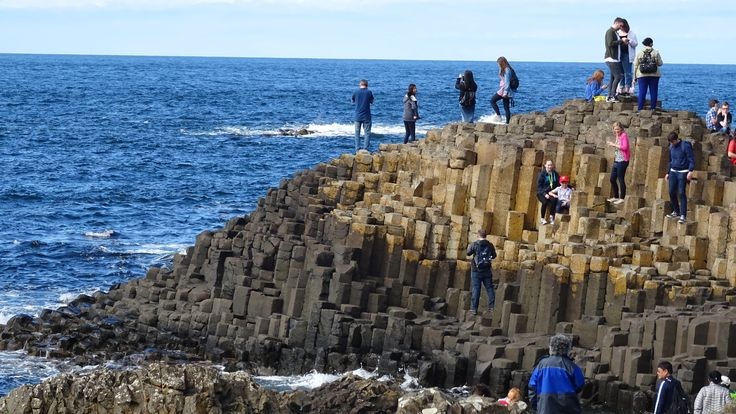 Giant causeway Northern Ireland