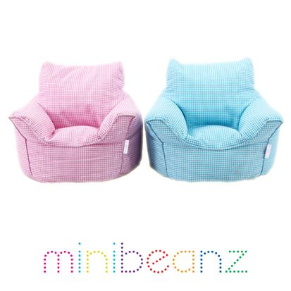 Mini Beanz - Toddler Lounge Bean Bag - Assorted Colours, $55.95 (http://www.minibeanz.com.au/toddler-lounge-bean-bag-assorted-colours)