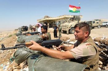 Killed 50 insurgents in a raid of Daash American and Kurds on their way to take control of the Mosul Dam