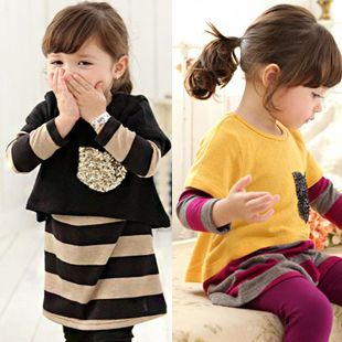 Tania 2pc dress — Affordable funky clothes for girls and boys and cool kids accessories.