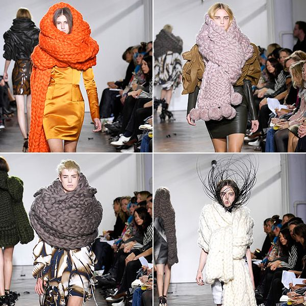 Extreme Knits. @Mary Rettenmaier I die. I think your hands would too ;)