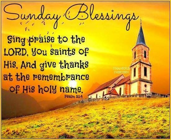 500 Best Sunday Blessing Images On Pinterest