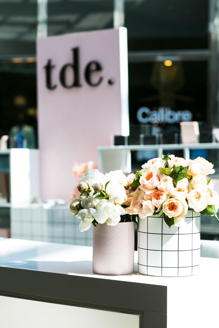 The Daily Edited Pop up Store - designed by The Style Co.