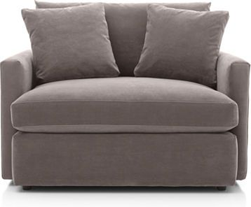 Crate U0026 Barrel Lounge Collection, Made In NC! Color: Otter Kid Friendly