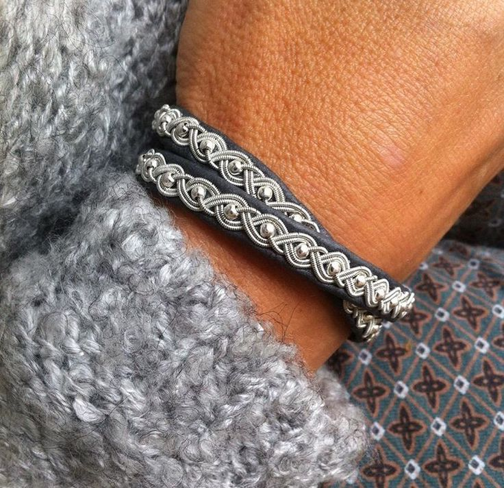 Bildresultat för how to do the double snowflake braid Sami bracelet