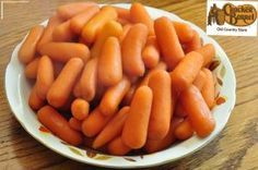 Cracker Barrel Carrots