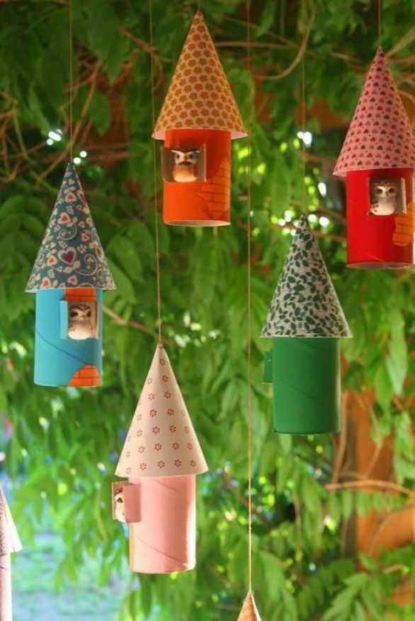 Paper Towel Crafts Christmas Crafting