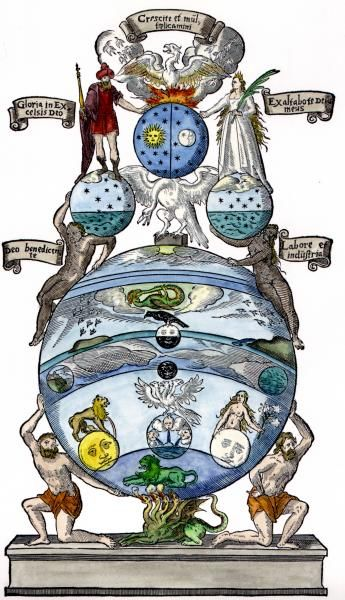 Alchemy: Paracelsus ~ The Treasure of Treasures for #Alchemists.