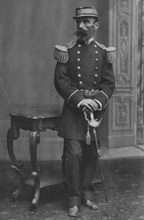 General Alejandro Gorostiaga Orrego (1840-1912), Ingresa a la escuela militar en 1857 y se retiró en 1878. 1879 se reincorpora al ejército como Comandante del Batallón Coquimbo. Participó en la toma de Pisagua, Dolores y Tacna. La batalla más importante en que participó fue la batalla de Huamachuco.