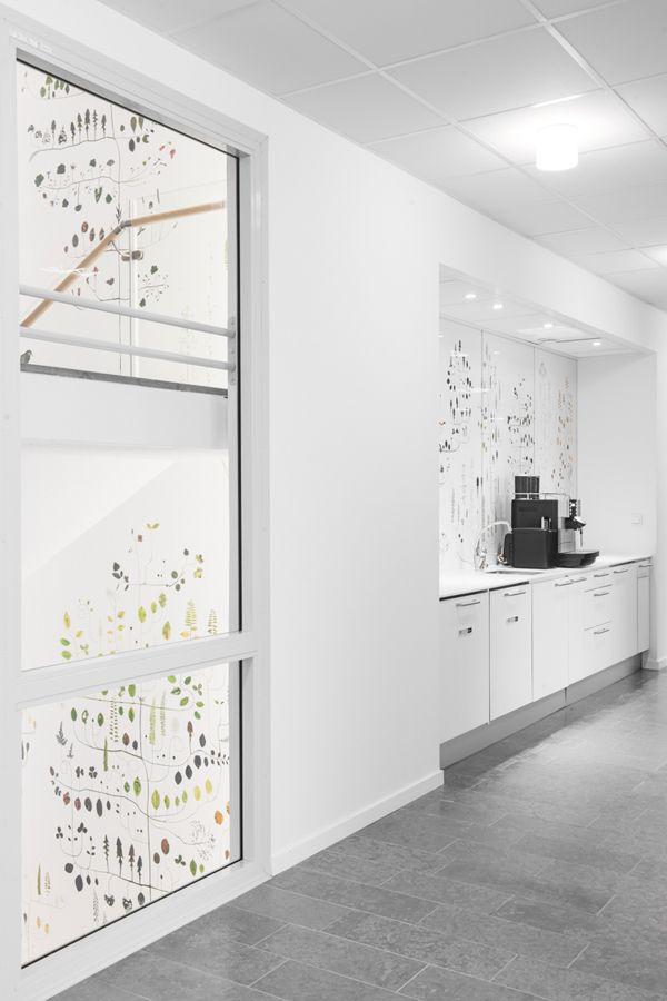 Creative Office: Intrum Justitia Designed By Tengbom   Design Studio 210