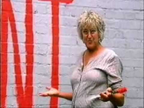 Kick-arse Germaine Greer on The 'C' Word.