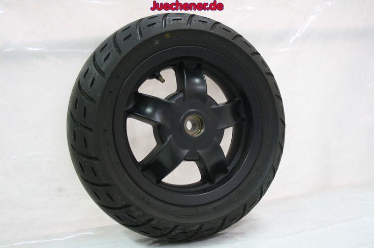 Piaggio ZIP C25 Hinterrad Reifen Felge  #Felge #Hinterrad #Hinterradfelge #Hinterradreifen #Rad