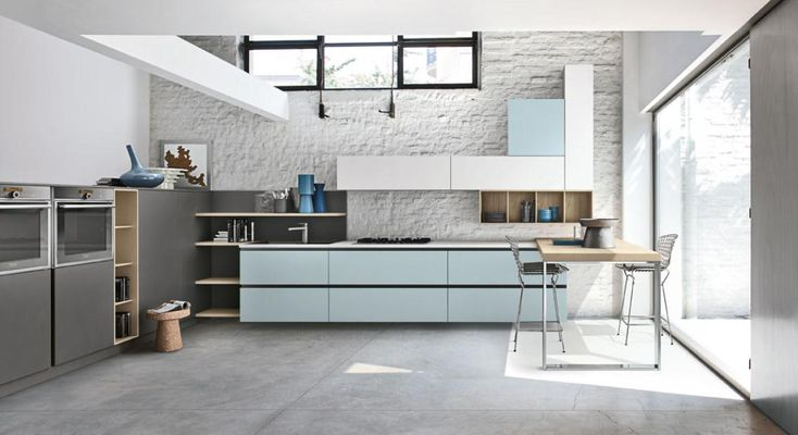 Allegra - Aleve - Ecletica from Stosa Cucine