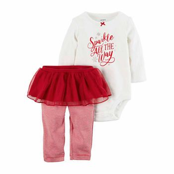 83b40d74940 Baby Girl Clothes 0-24 Months for Baby - JCPenney