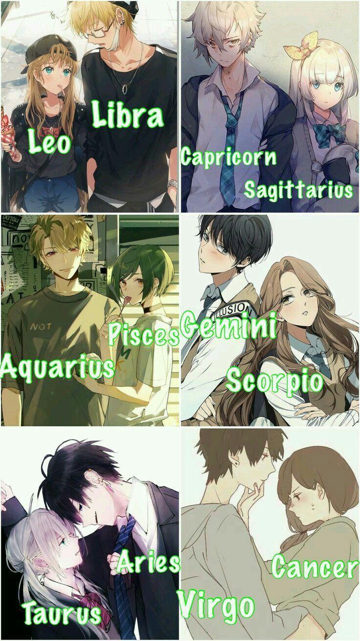 Zodiac Lover Zodiac Signs Sagittarius Zodiac Signs Gemini Anime Zodiac