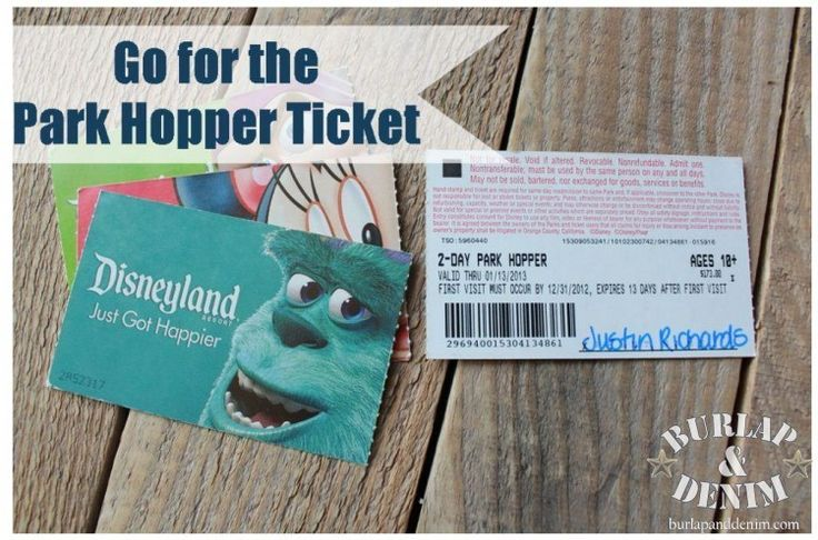 REMEMBER THIS ONE!! 25 Tips to Rock your Trip to Disneyland | Burlap & Denim