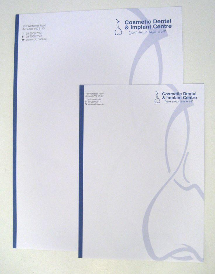 A4 & A5 Letterheads  www.epping.minutemanpress.com
