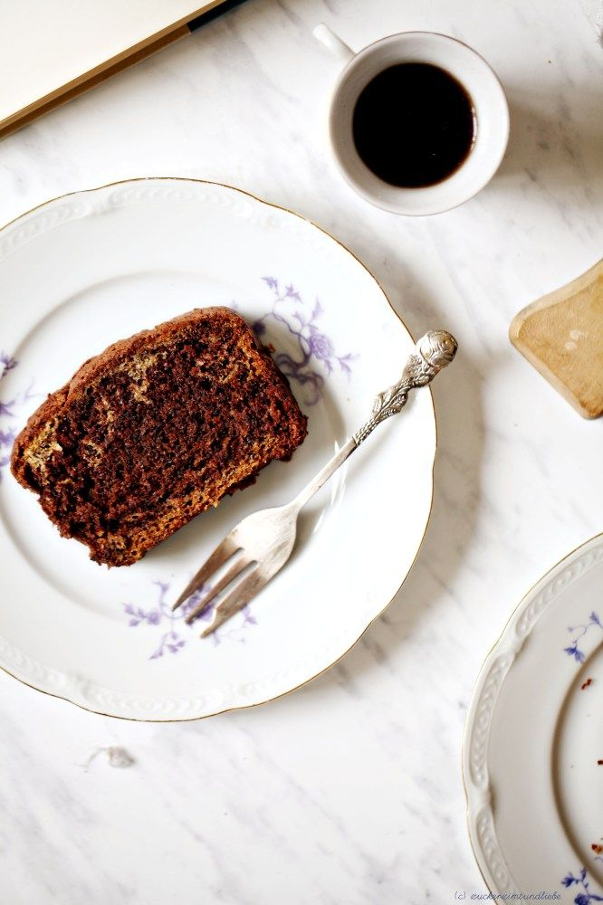 Bananen Schokoladen Kuchen Rezept - banana chocolate cake recipe