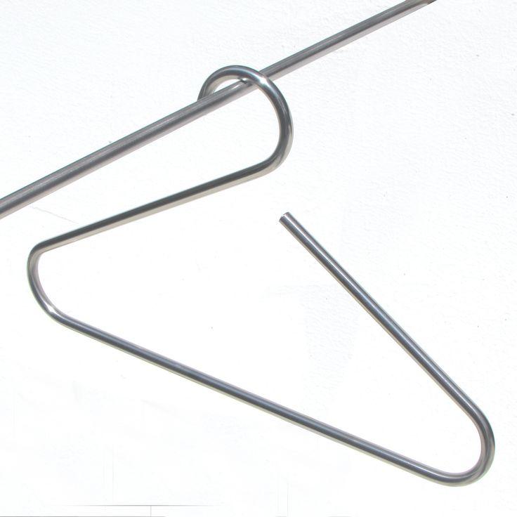 Insilvis, FRAME 3, coat hanger