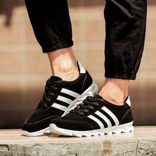 2016 αθλητικά παπούτσια αρσενικό παλιά του παπούτσια Adidas κορδόνια παπούτσια για κατ 'αποκοπή τους καμβά παπούτσια φθινόπωρο παράγραφο αέρα