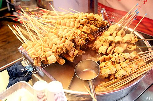 25 best ideas about korean street food on pinterest for Is fish considered meat