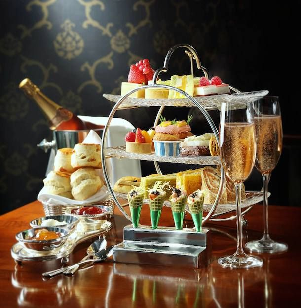 The Afternoon Tea Guide in Hong Kong