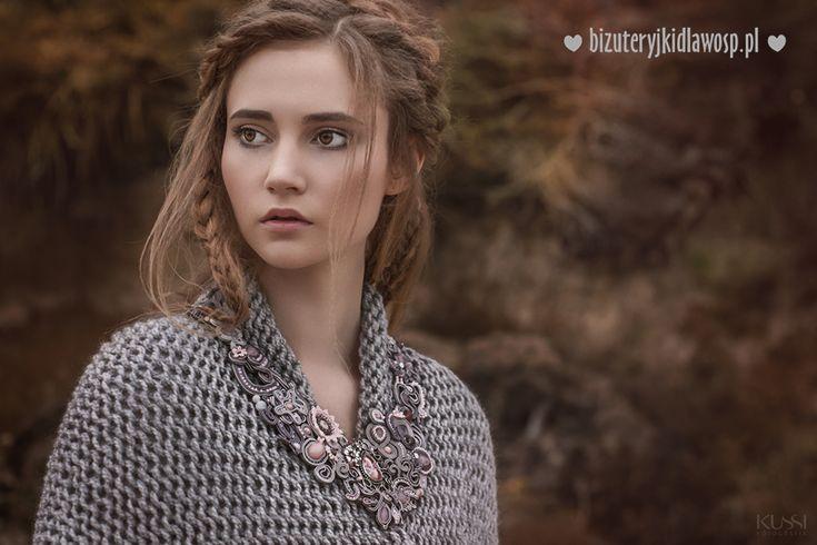 Miss Grey - niecodzienny naszyjnik stworzony zniezwykłej codzienności!  Biżuteryjki dla WOŚP!