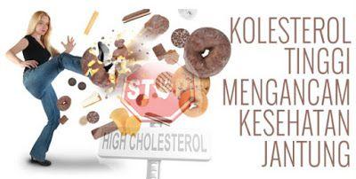 kolesterol bisa menyerang siapa saja terbelih yang memiliki gaya hidup kurang sehat.