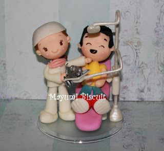 Mayumi Biscuit: Dentista