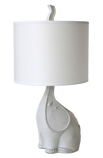 Jonathan Adler 'Elephant' Lamp. Cute for a kids room