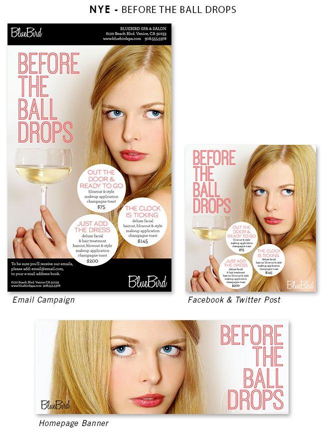 1000 images about salon promotion ideas on pinterest for Salon emarketing