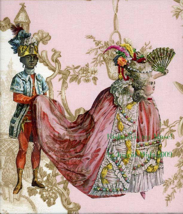 marinni | Мода 70-90-х годов 18 века.