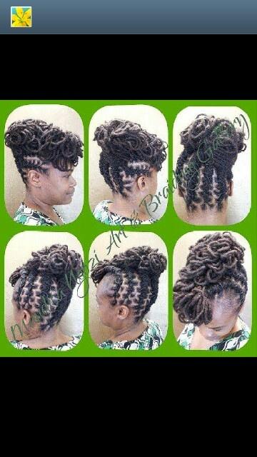 123 best locs styles images on pinterest dreadlock hairstyles petal loc hairstyle solutioingenieria Gallery