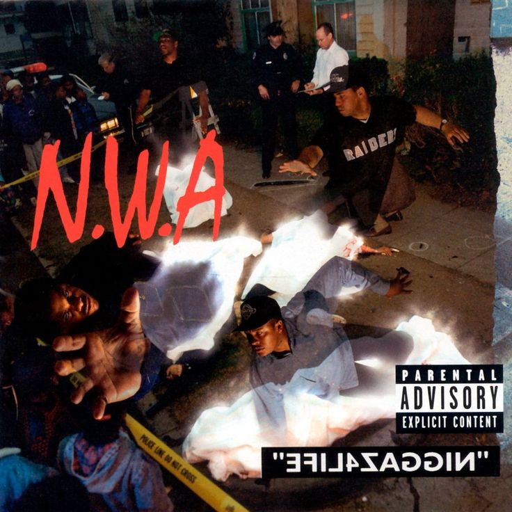 Today in Hip Hop History: N.W.A. released their second and final album Efil4zaggin May 28, 1991