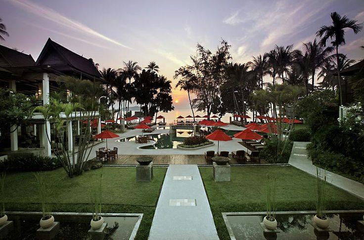 Amari Palm Reef Koh Samui, Chaweng Beach, Garden Pool area