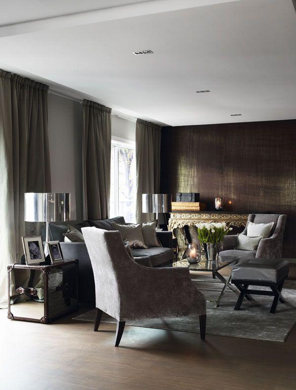 Cozy Apartment in Grey // Уютен апартамент в сиво | 79 Ideas