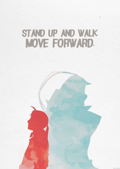 Levantate y camina...tienes piernas para hacerlo