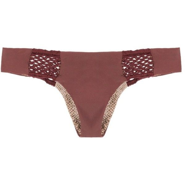 Acacia Poppy Bottom ($114) ❤ liked on Polyvore featuring swimwear, bikinis, bikini bottoms, petite swimwear, petite bikini, bikini bottom swimwear and nylon swimwear