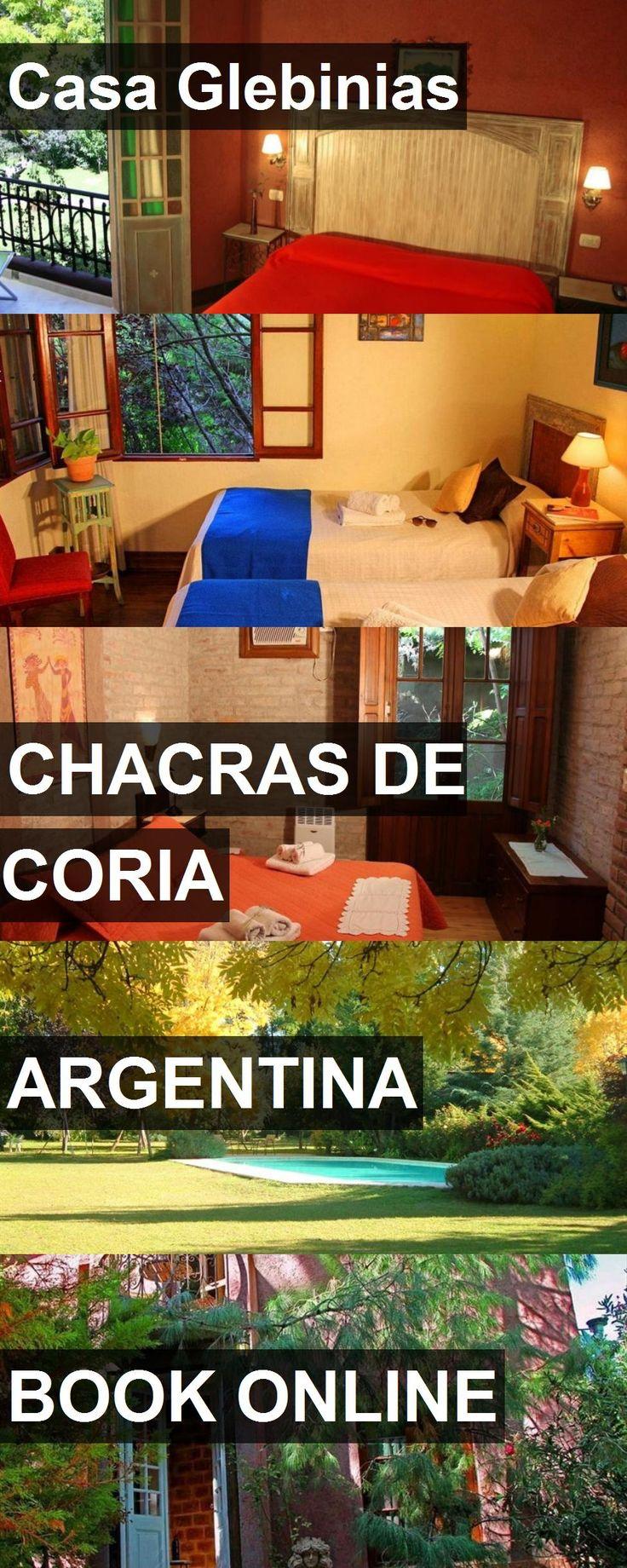 Hotel Casa Glebinias in Chacras de Coria, Argentina. For more information, photos, reviews and best prices please follow the link. #Argentina #ChacrasdeCoria #CasaGlebinias #hotel #travel #vacation