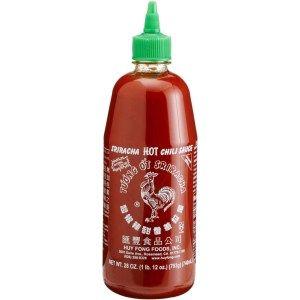 16 Healthy Recipes With Sriracha Sauce