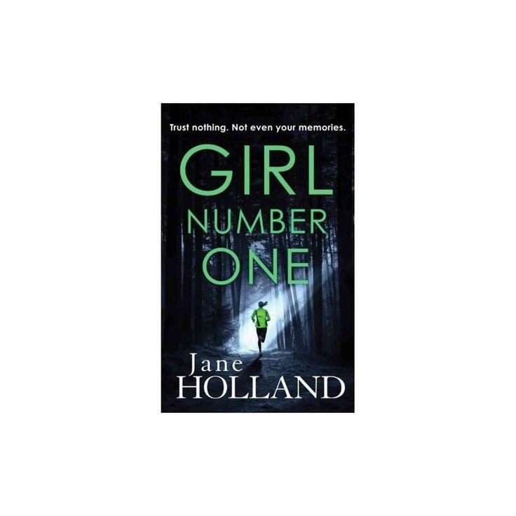 Girl Number One (Unabridged) (CD/Spoken Word) (Jane Holland)