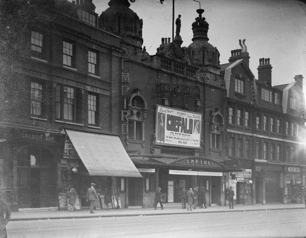 Hackney Empire, Built 1901