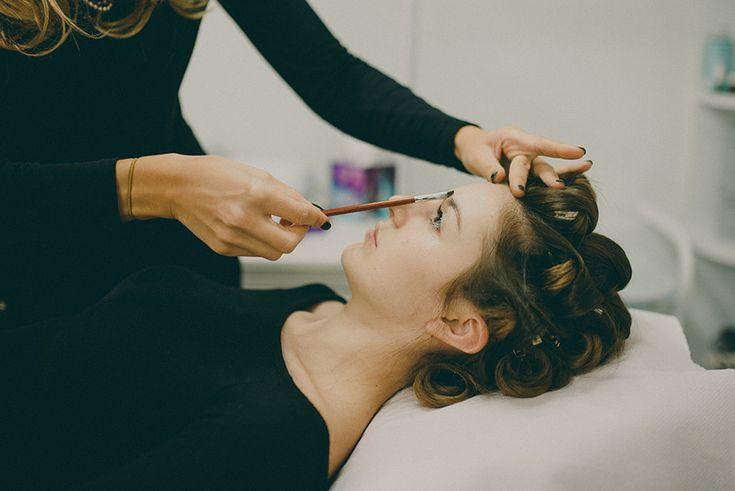 Andreea Magharusan Make Up