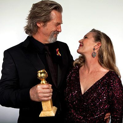 """Jeff: """"After she turned me down, I ran into Sue again at the film's wrap party, and I asked her to dance. We danced together ... She was so relaxed and easy to be with. She had a fun attitude, and I had a feeling of being at home -- a soothing feeling of being where I belonged. When I got back to Los Angeles, I realized I had fallen in love with her in that week. It was shocking.""""  Jeff Bridges and Susan Geston since 1977."""